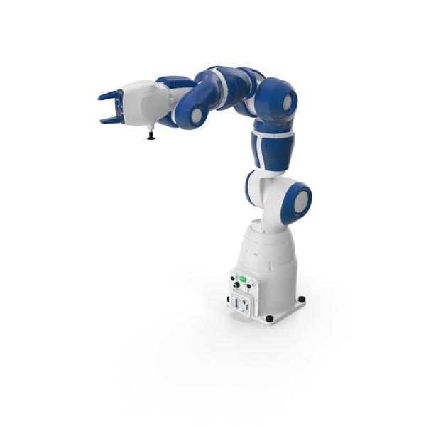 Kompakter kollaborativer Roboter