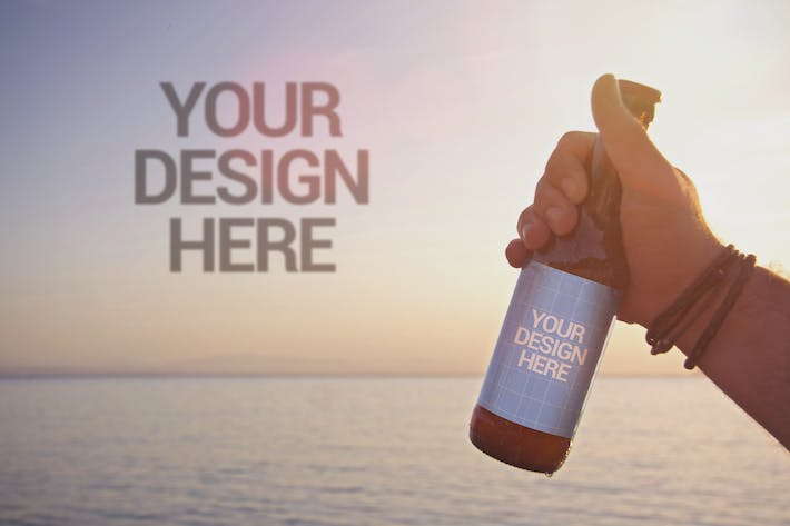 Thumbnail for Beach Beer Horizon | Logo