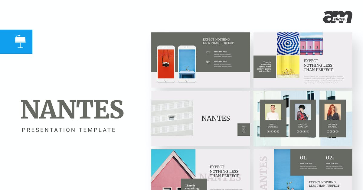 Download Nantes - Keynote Template by amsupply