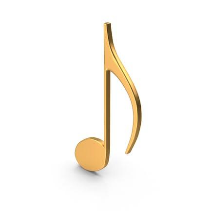 Musikalische Note