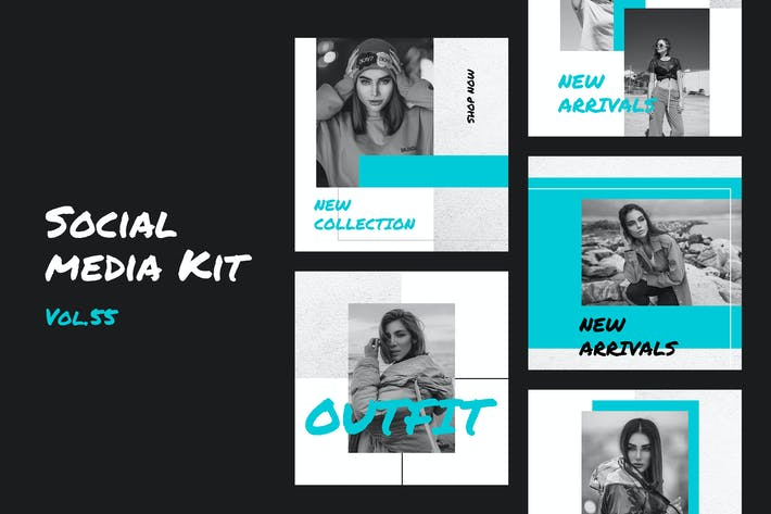Thumbnail for Social Media Kit (Vol.56)
