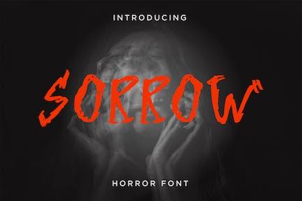 Sorrow - Fuente Terror