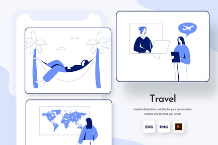 Travel for Vacation