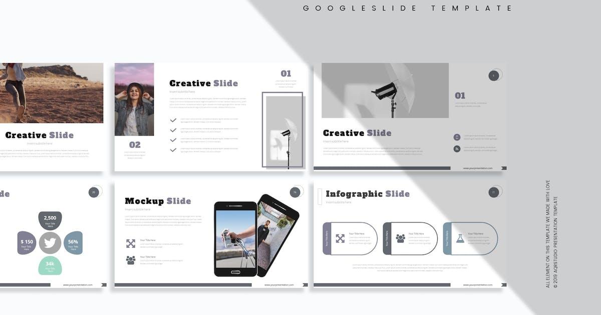 Download Hugonez - Google Slide Template by aqrstudio