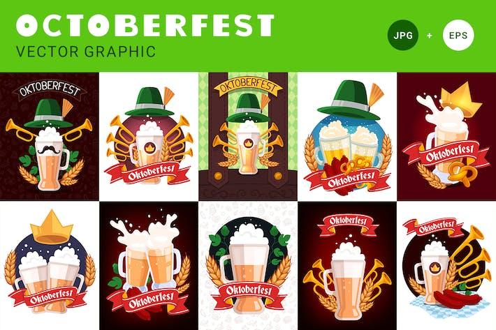 Thumbnail for Oktoberfest posters