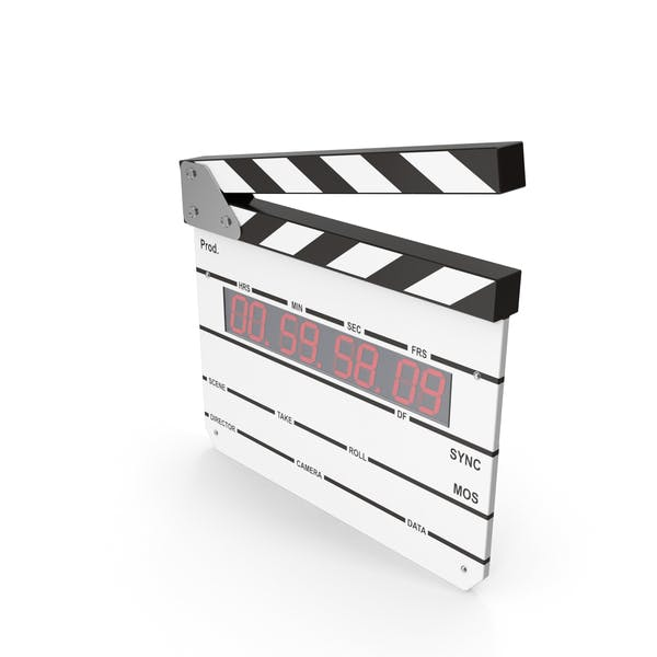 Digital Clapboard