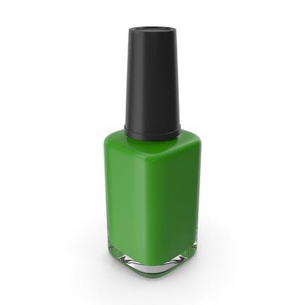 Polish Fingernail Green