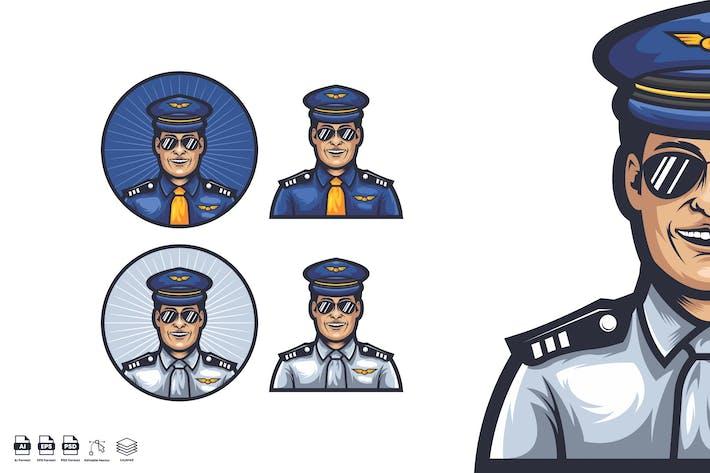 Logo pilote