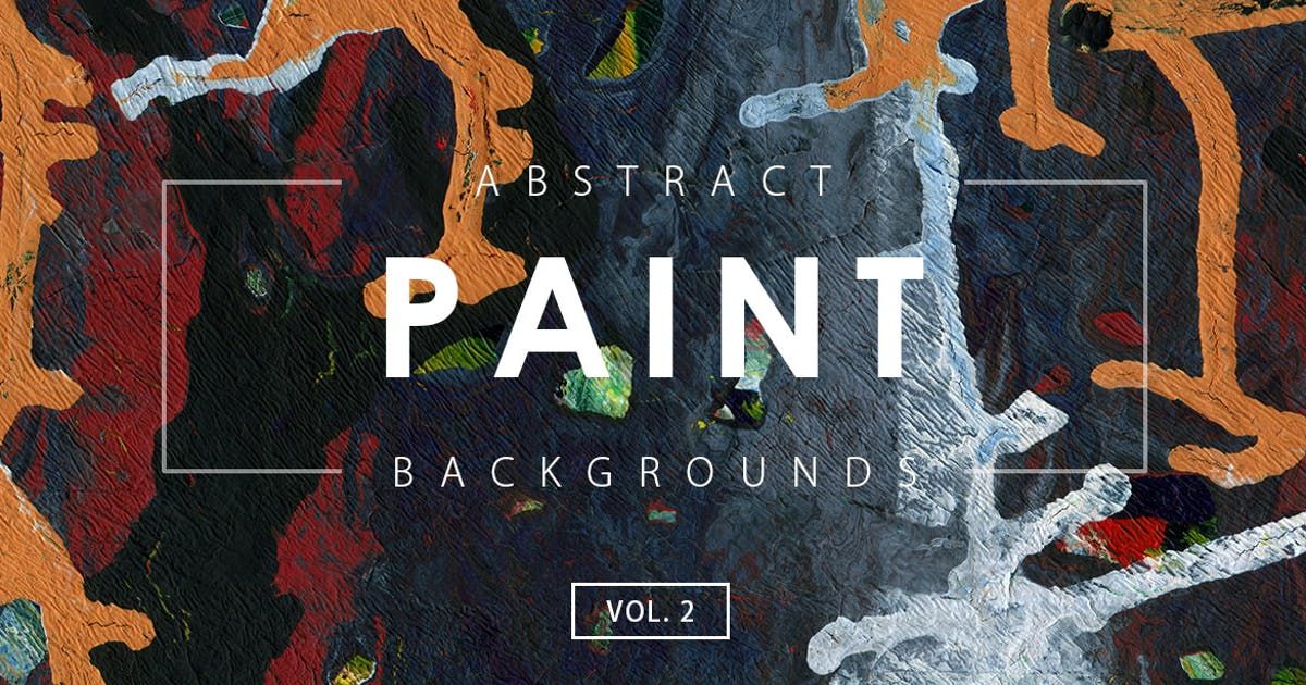 Download Abstract Paint Backgrounds Vol. 2 by M-e-f