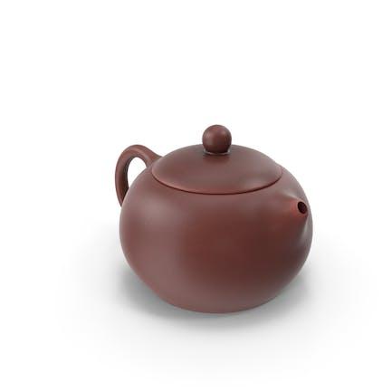 Исин глиняный чайник