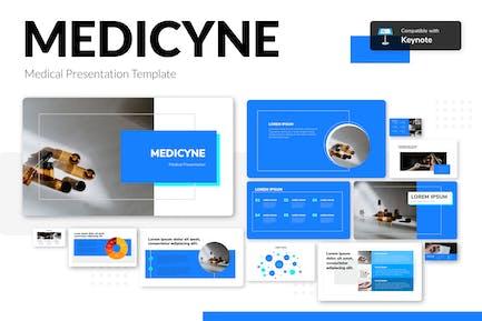 MEDICYNE - Medical Presentation Template