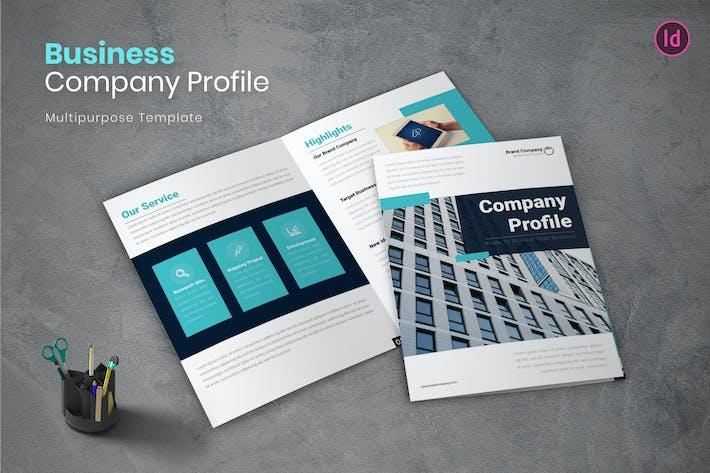 Thumbnail for Business Profile Company Profile
