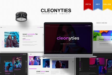 Cleonyties | Powerpoint, Keynote, Google Slides