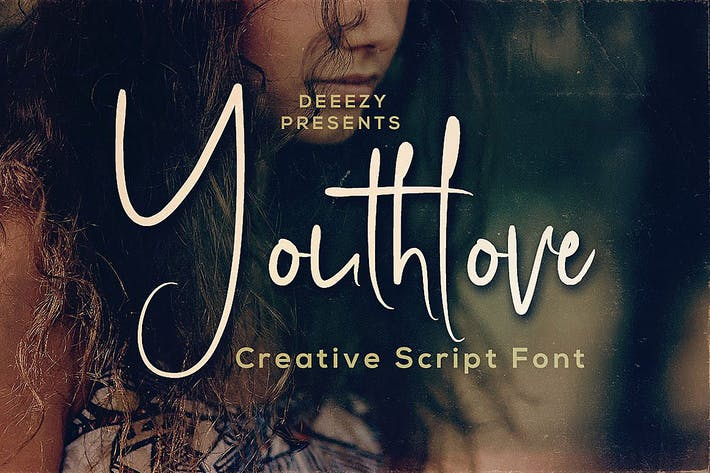 Thumbnail for Youthlove Script Font