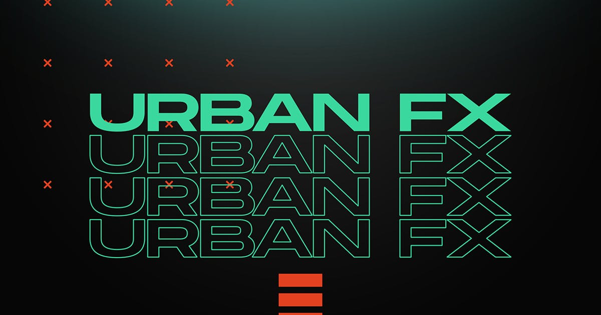 Download Urban Trending Text Effects by SupremeTones