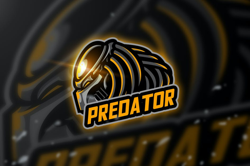 Download Predator - Mascot & Esport Logo by aqrstudio