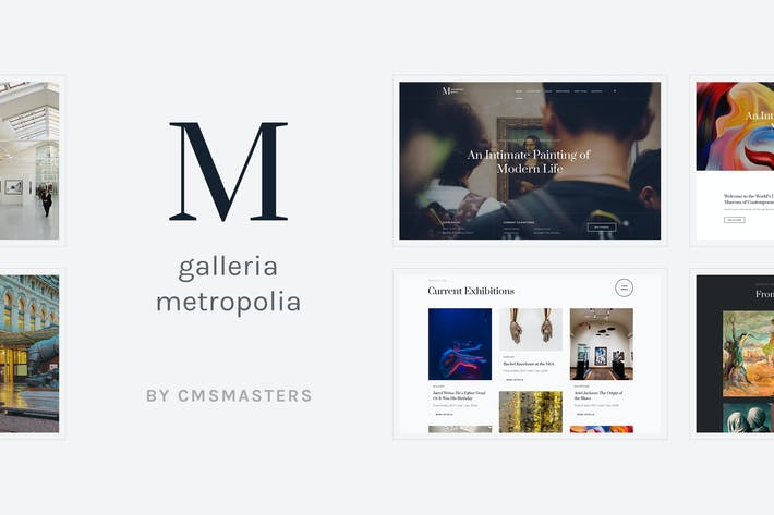 Thumbnail for Galleria Metropolia - Art Museum & Exhibition
