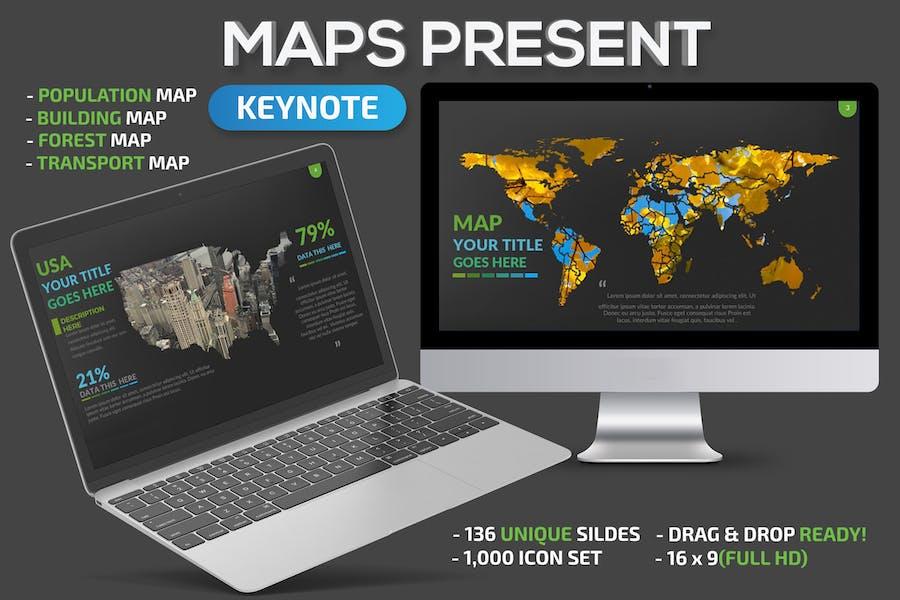 Map keynote presentation