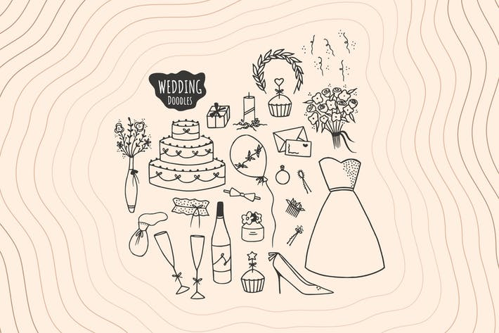 Thumbnail for Wedding Doodles