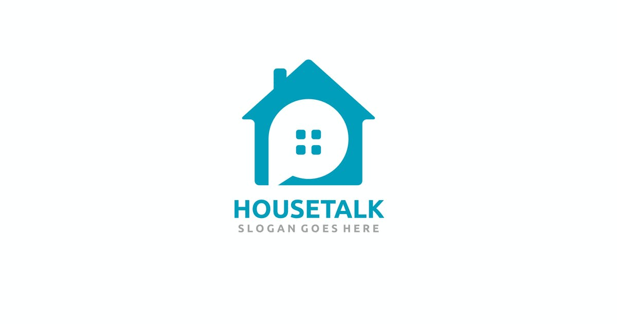 Download House Chat Logo by 3ab2ou