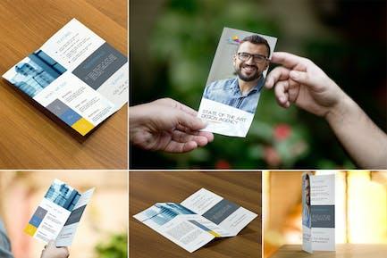 Creative Flyer Mockups