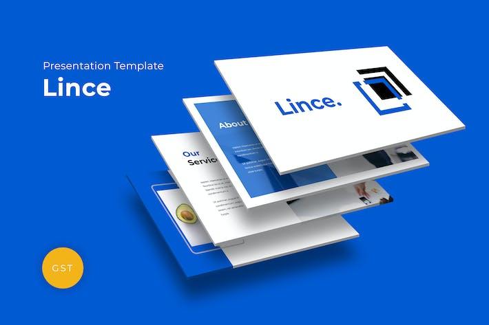 Thumbnail for Lince Creative Google Slides