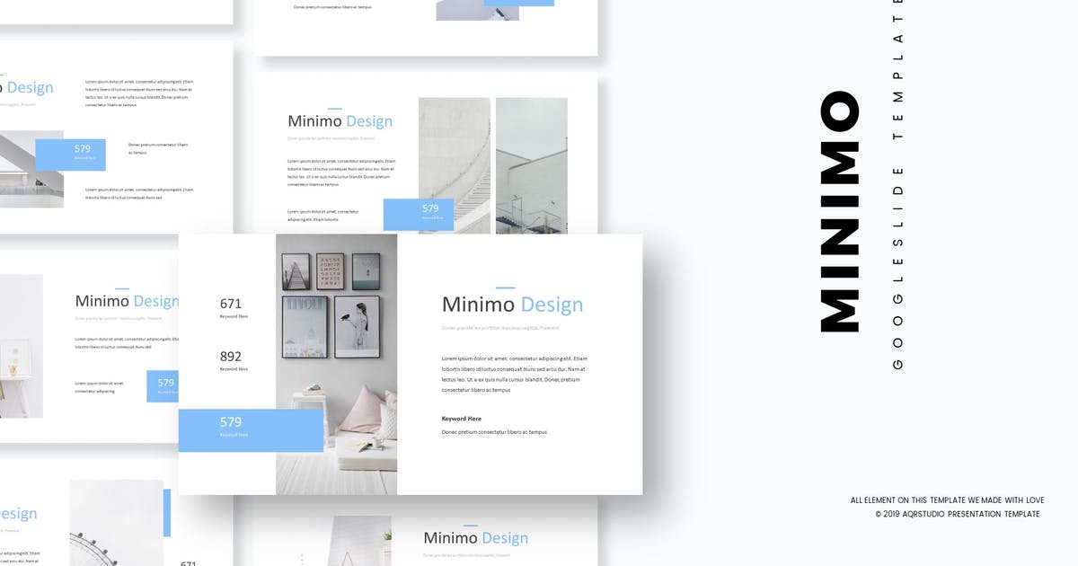 Download Minimo - Google Slides Template by aqrstudio