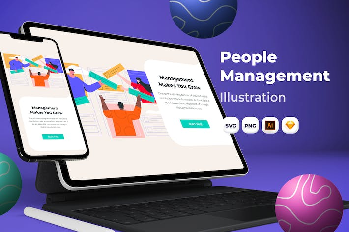 Thumbnail for People Management