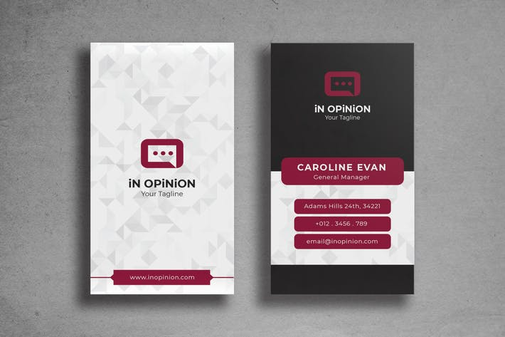 Thumbnail for Design de carte de visite Professionnel