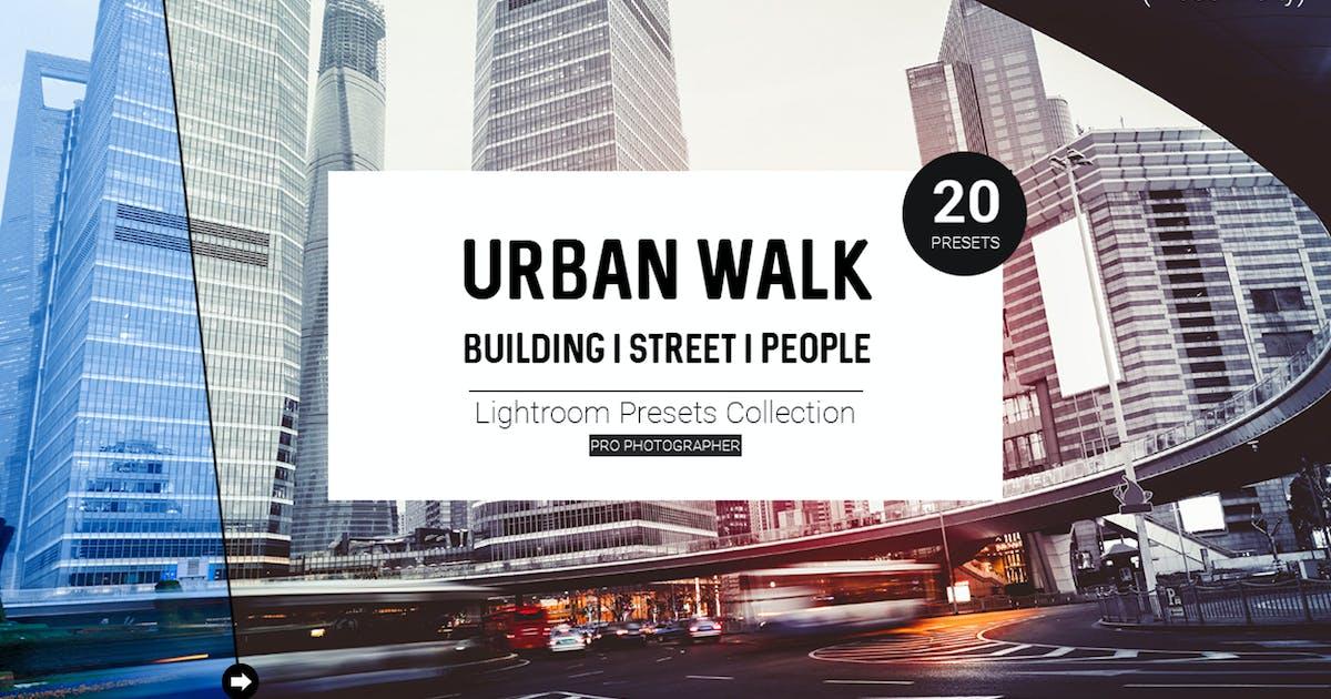 Download Urban Walk Lightroom Presets by Temaphoto