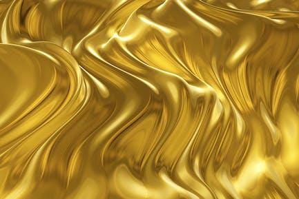Shining Golden Background