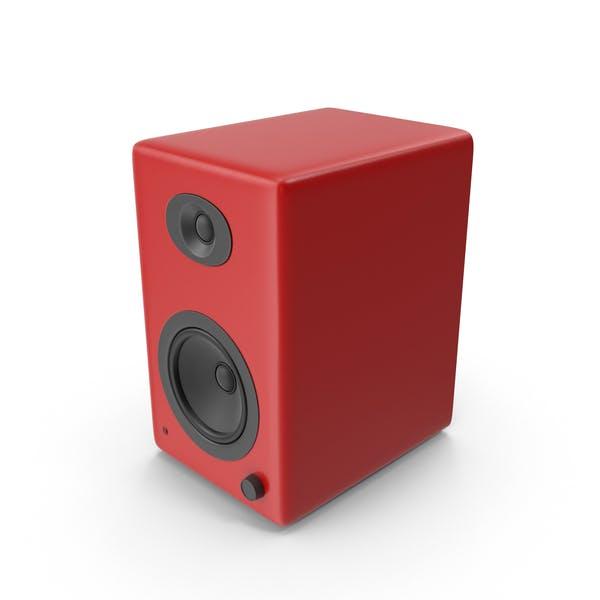 Thumbnail for Red Speaker