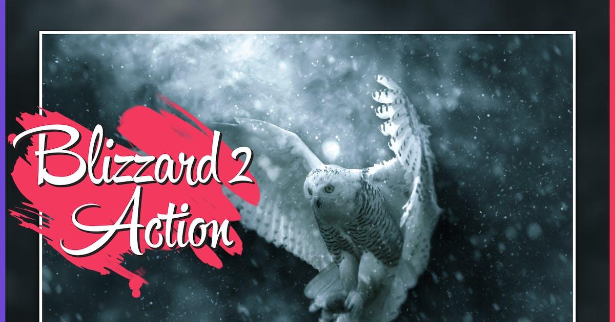 Download Blizzard 2 CS4+ Photoshop Action by FD-Design