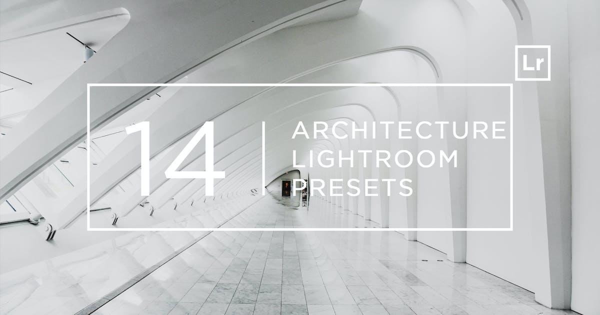 Download 14 Pro Architecture Lightroom Presets by zvolia