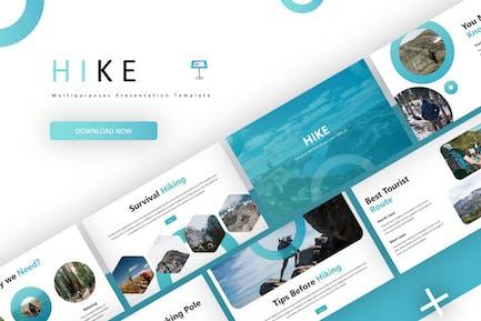 Hike - Keynote Template