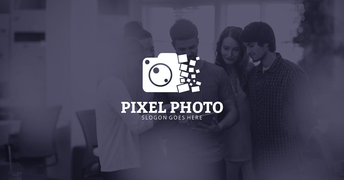 Download Photo Pixel Logo by graphix_shiv