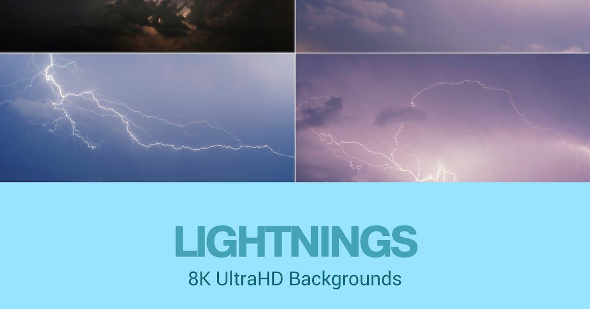 Download 8K UltraHD Lightnings Backgrounds Se by SinCabeza