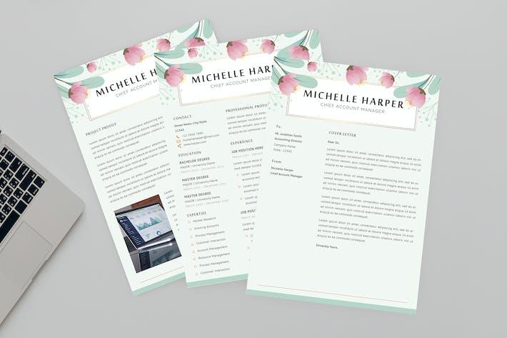 Michelle Chief Resume Designer