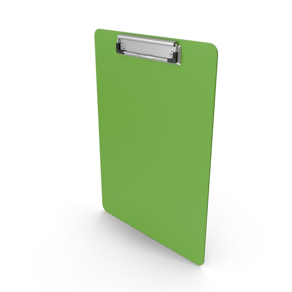 Thumbnail for Clipboard Green