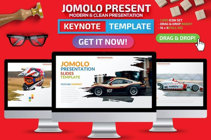 Thumbnail for Jomolo Keynote Presentation
