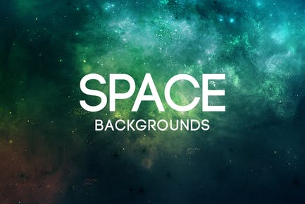 Space-Hintergründe