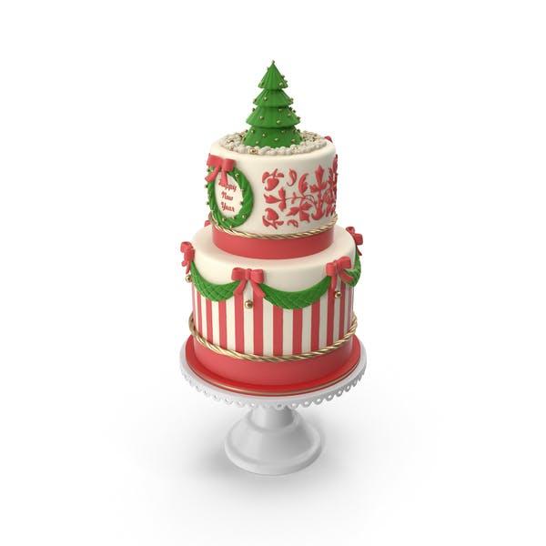 New Year Cake
