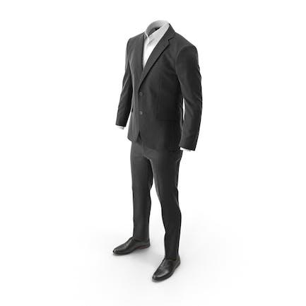 Men's Suit Black