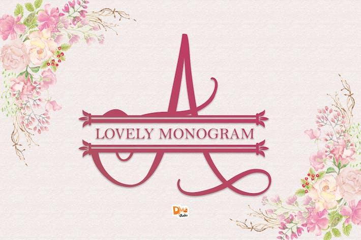 Bonito monograma