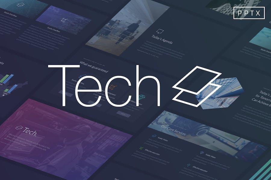 Tech - Powerpoint Template