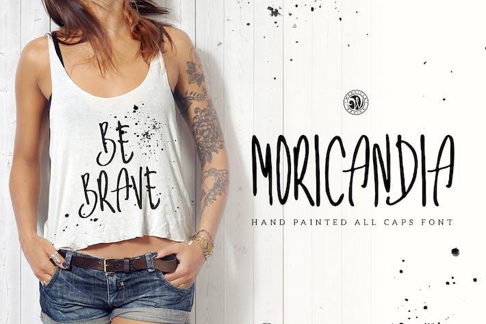Thumbnail for Moricandia Font