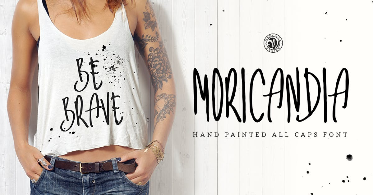 Download Moricandia Font by Webvilla