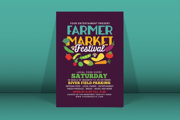 Thumbnail for Farmer Market Festival