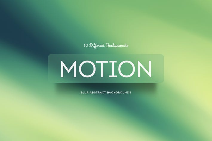 Thumbnail for Motion Blur Abstract Backgrounds