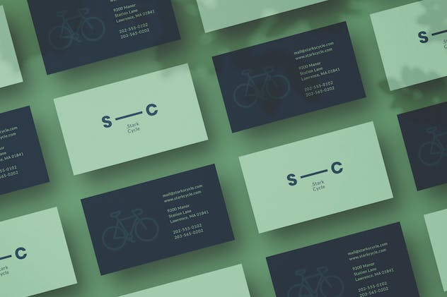Cycle Business Card